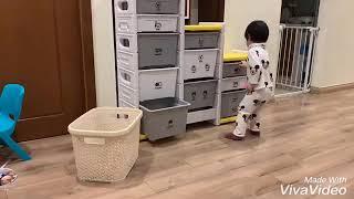 Tủ nhựa, kệ đa năng 3 khối 11 ngăn đựng đồ chơi, sách truyện, đồ dùng cho bé Holla