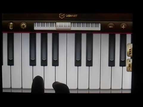 Happy Birthday to You на виртуальном пианино для андроид-планшета(телефона)