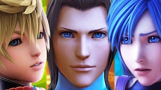Historia completa de Kingdom Hearts Birth by Sleep [1080p 60fps]