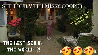 Take A Tour Of Young Sheldon's set With Missy Cooper