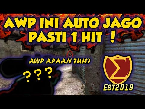 AWP INI AUTO JAGO !! PASTI 1 HIT ! - POINTBLANK INDONESIA