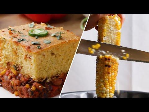 7 Delicious Corny Recipes