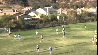 Richards, Taylor - Student-Athlete Video - Soccer