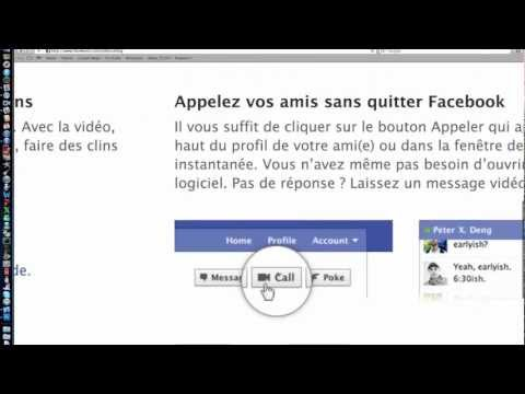 How To Setup Facebook Video Calling [HD]
