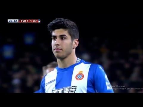Marco Asensio vs Barcelona Away (06/01/2016) HD 1080i by Asensio20™ thumbnail