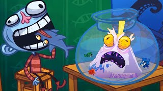 Troll Face Quest Video Games 2 Vs Facepalm Quest Trolling - All New Trolling Gameplay
