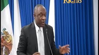 Parlement haïtien / 12 Septembre 2017