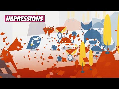 Iris And The Giant Impressions | Kotaku