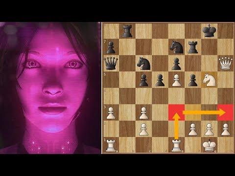 Neural Network AI Leela Zero Against IM lovlas' French Defense!