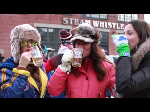 Steam Whistle Roundhouse Winter Beer Fest 2016 HD