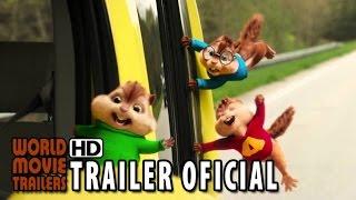 Baixar Alvin e Os Esquilos: Na Estrada Trailer Oficial Dublado (2015) HD