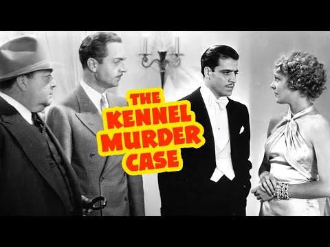 The Kennel Murder Case (1933) Full Crime, Drama, Film-Noir Movie