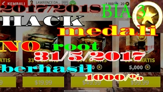 Brothers In Arms 3 HACK MEDALI NO ROOT Work 1000/% 2017