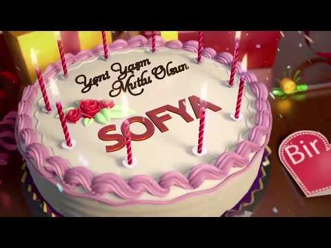İyi ki doğdun SOFYA - İsme Özel Doğum Günü Şarkısı indir