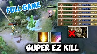 Easy Tinker Sunstrike + Blast = Deleted Sumiya Invoker GOD WTF Combo Dota 2 Full Game