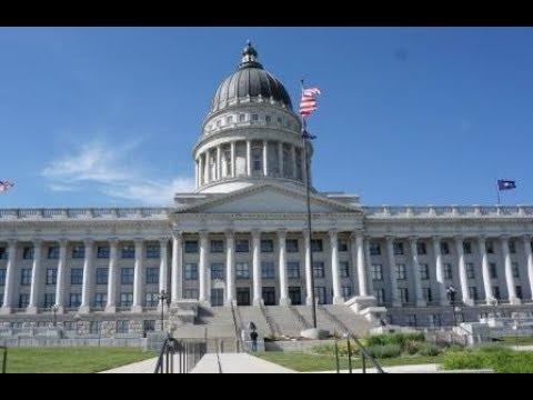 State of Utah -  Utah House of Representatives / Дом представителей штата Юта