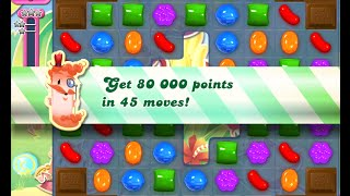 Candy Crush Saga Level 630 walkthrough