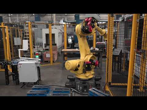Video preview of Kurt Industrial Products Division located in Minneapolis, Minnesota