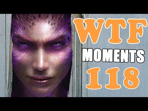 Heroes of The Storm WTF Moments Ep.118