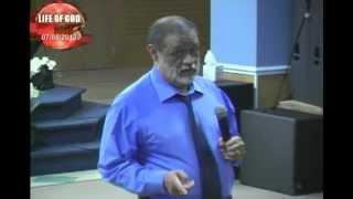 La Importancia de la Formación - Apostol Sergio Enriquez Julio 8, 2012