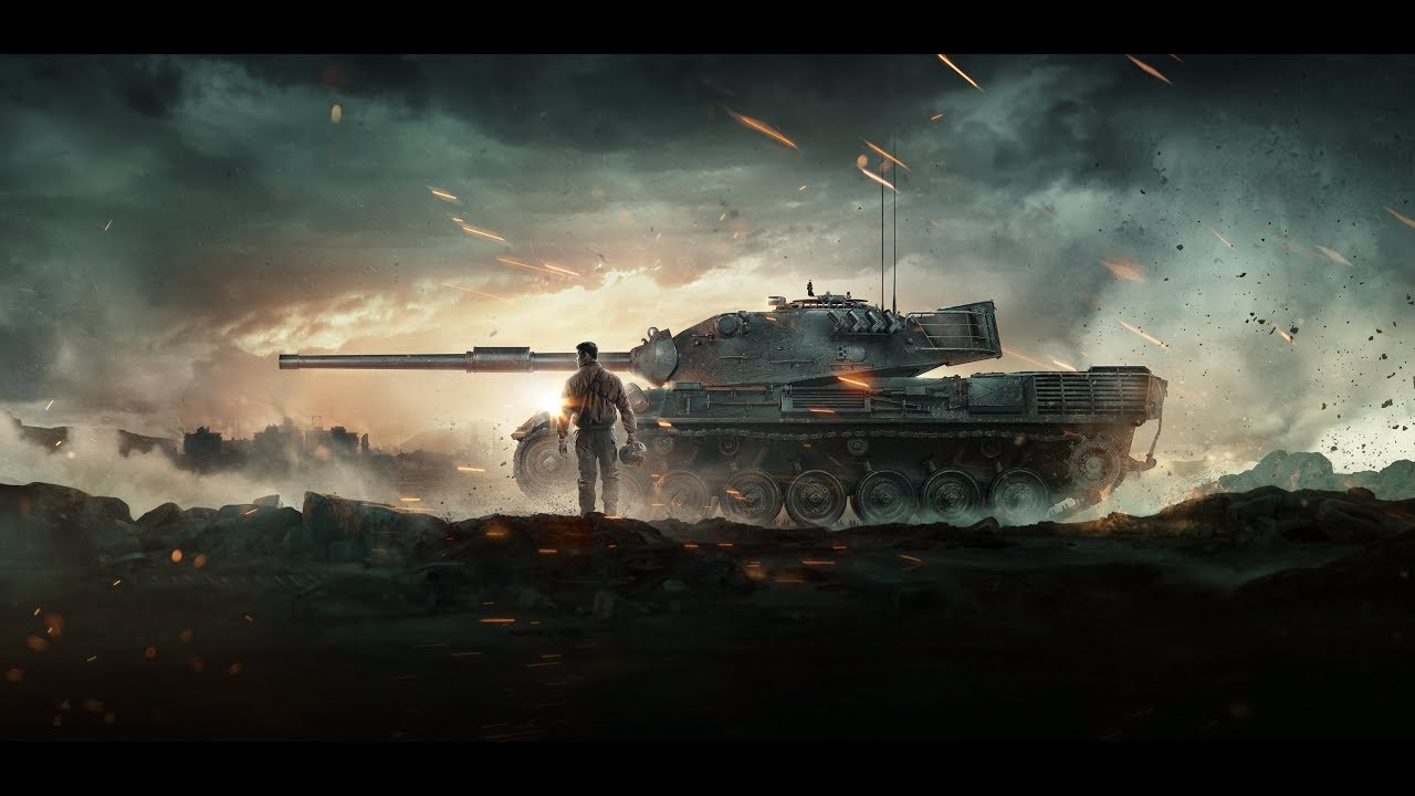 Wargaming @ Gamescom 2017: World of Tanks Live #5