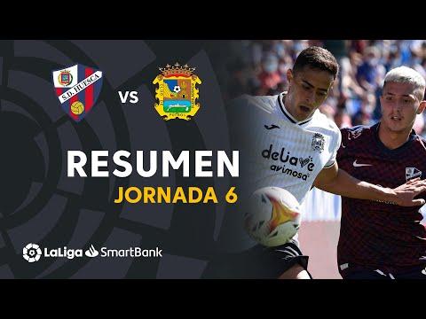 Huesca CF Fuenlabrada Goals And Highlights