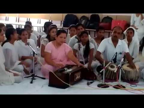 Tu Hi Ram Hai.(Dr. Richa Mishra with her...
