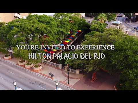 You're Invited To Experience Hilton Palacio Del Rio