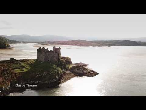 Connect to your Historical Adventure and discover the castles of Lochaber!