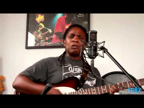 """Ruthie Foster """"Singing The Blues"""""""