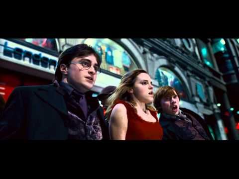 Harry Potter a dary smrti I. - TV spot