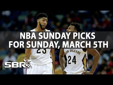 NBA Betting | Picks Of The Day | Sunday, March 5th