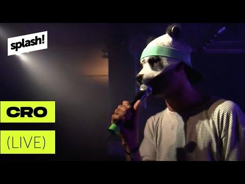 Cro LIVE | Splash! Festival 2012