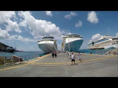 Cruise Travel Diary 2017