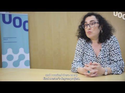 UOC R&I talks: Milagros Sáinz, Gender & ICT researcher
