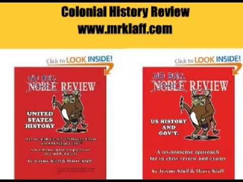 Colonial History Lesson - No Bull Review