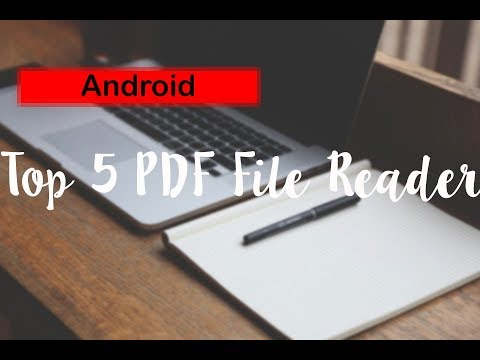 Top 5 PDF File Readers For Android