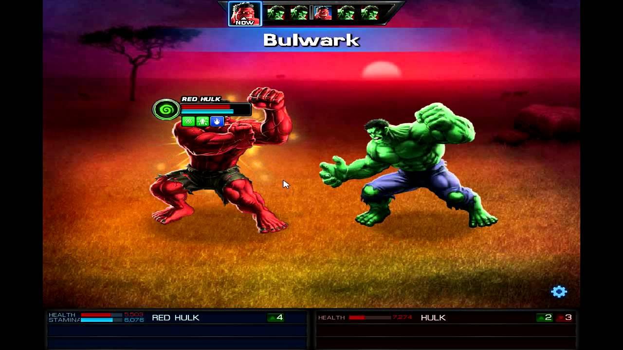 Marvel: Avengers Alliance - Season 2 Ch 5.6 Heroic Battle ...