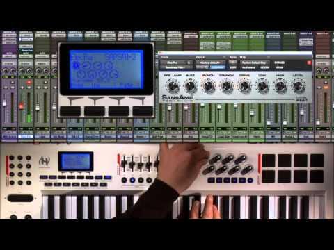 M-Audio Axiom Pro 25/49/61