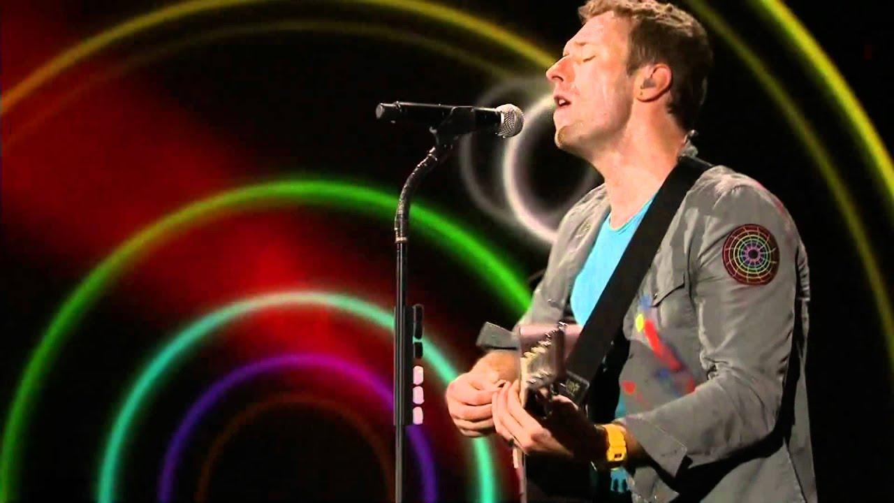 Coldplay — Charlie Brown (UNSTAGED)