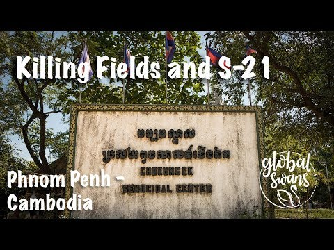 EP52 | Cambodia's difficult history - The Killing Fields and S-21