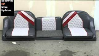 Boat Seats & Furniture | Boat Seat Samples And Designs
