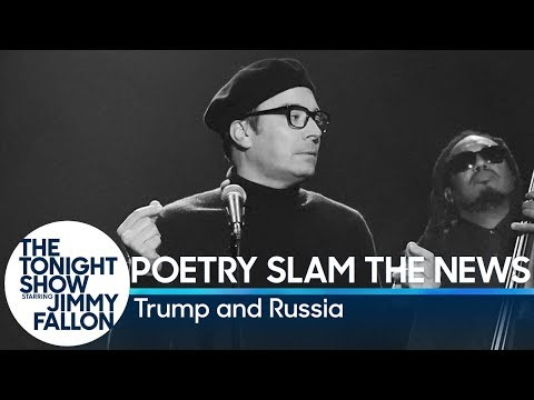 Poetry Slam the News: Trump and Russia Mp3