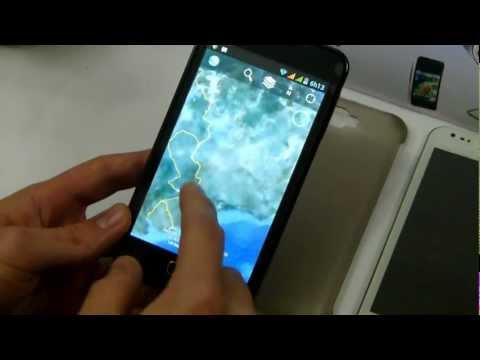 Celular Smartphone A9330 Android 4.0.3 (Demonstração) - DIGIVAG