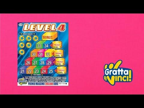 Gratta e Vinci - Level 4 - Tagliando 00 [Serie 78]