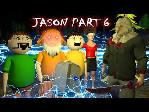 Jason - Horror Story Part 6 - Animated Stories ( Animation In Hindi ) Make Joke Horror