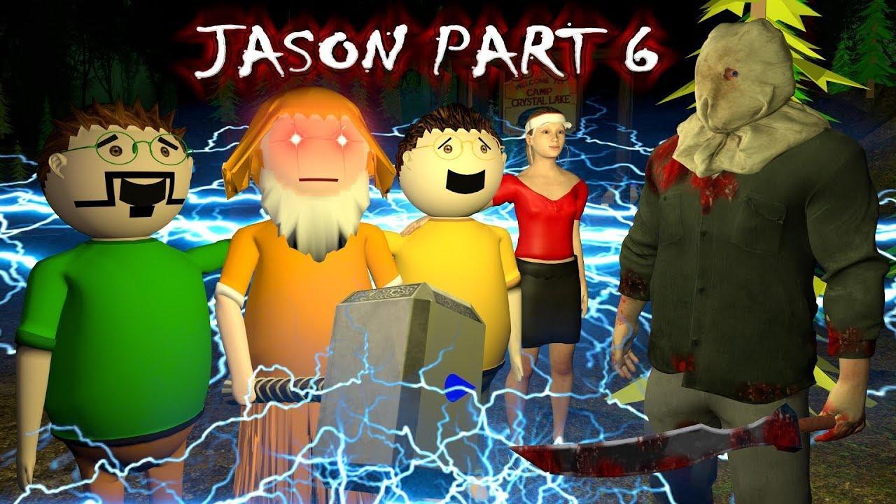 Download Jason Horror Story Part 6 - Scary Stories ( Animated Short Film ) Make Joke Horror