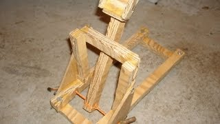 How To Build An Awesome Catapult