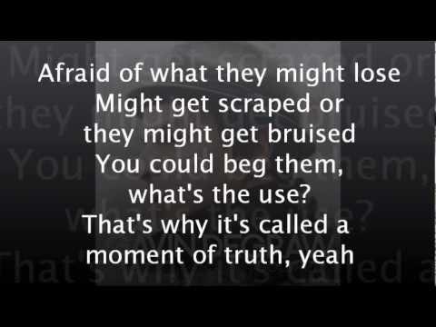 Gavin DeGraw - Soldier (lyrics)