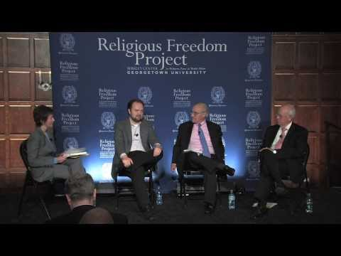 Whither the First Freedom? with Ken Starr, E.J. Dionne, and Ross Douthat